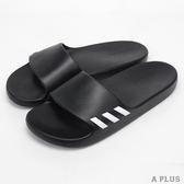 Adidas 女 AQUALETTE W 愛迪達 拖鞋- BA8762