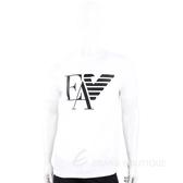 Emporio Armani EA 老鷹標誌白色短袖T恤(男款) 1920692-20