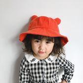 春季新款漁夫帽兒童遮陽盆帽女寶寶可愛帽子男童卡通防嗮太陽帽薄  寶媽優品 寶媽優品