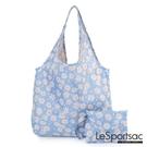 【南紡購物中心】LeSportsac - Standard 購物袋-附收納袋 (小雛菊) 3663P F945