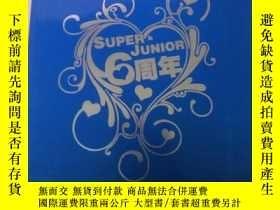 二手書博民逛書店韓流颶風罕見特刊2011年11月SUPER JUNIOR 6週年