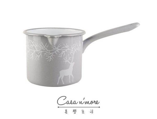 Muurla 馴鹿 琺瑯鍋 醬料鍋