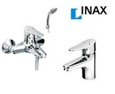 【麗室衛浴】殺很大日本INAX原裝  淋浴龍頭 BFV-1003S + 單槍面盆龍頭 LFV-1002S 組合價
