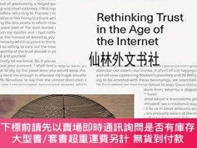二手書博民逛書店【罕見】The Rumors of the World - Rethinking Trust in the Age