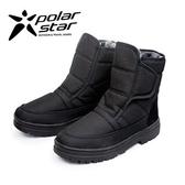 PolarStar 男保暖雪鞋│雪靴 P13622『黑』