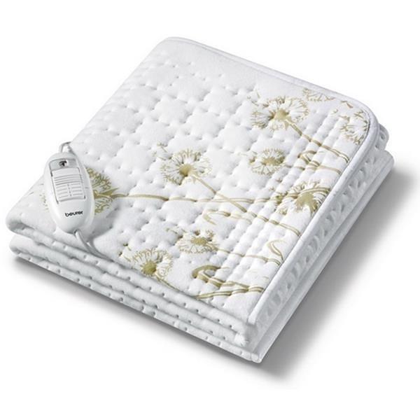 【南紡購物中心】德國 博依 beurer 銀離子床墊型電毯(單人定時型) TP60 / TP 60