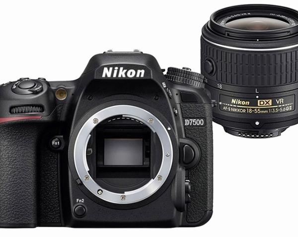 【聖影數位】Nikon D7500+18-55mm VR 單鏡組 中文平輸