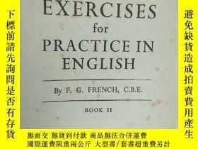 二手書博民逛書店Self-help罕見Exercises for Practic