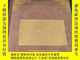 二手書博民逛書店A罕見Sorcerer s Cookbook: Recipes for EnchantmenY14635 請參