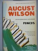 【書寶二手書T4/原文小說_OGC】Fences_Wilson, August