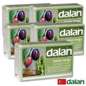 【土耳其dalan】橄欖油迷迭香療浴皂  5入超值組