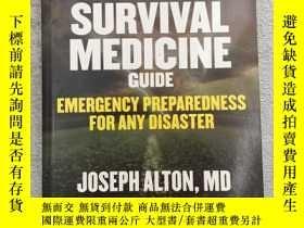 二手書博民逛書店The罕見Ultimate Survival Medicine