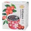 (3盒特惠) 曼寧 玫瑰紅棗茶 3gx15入/盒