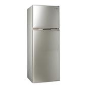 SAMPO聲寶【SR-A25D(Y2)】250L 雙門變頻冰箱(炫麥金)