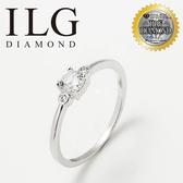 (零碼)【美國ILG鑽飾】Morning glory 20分-頂級美國ILG鑽飾,媲美真鑽亮度的鑽飾 RiS01