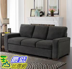 [COSCO代購] W2000262 Mstar 布面沙發床 Mstar Fabric Sleeper Sofa