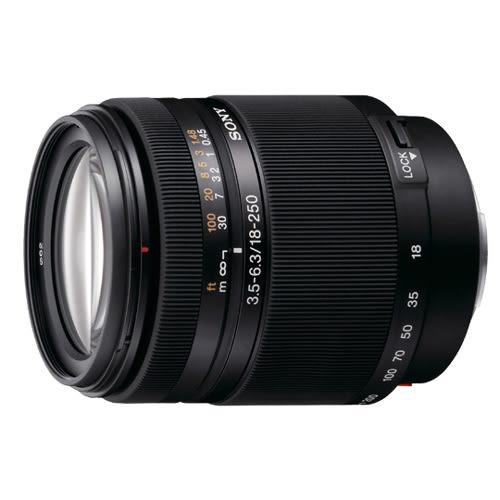6期零利率 SONY DT 18-250mm F3.5-6.3 望遠變焦鏡(SAL18250) 台灣索尼公司貨