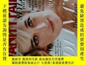 二手書博民逛書店VANITY罕見FAIR 名利場 2013 09 外文原版時尚雜