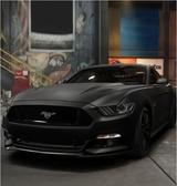 汽車模型1:18福特野馬GT超跑車模汽車模型擺件仿真合金車模跑車模型