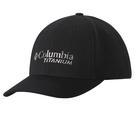 Columbia 男女 鈦-防曬50棒球帽 黑 UCU92290BK【GO WILD】