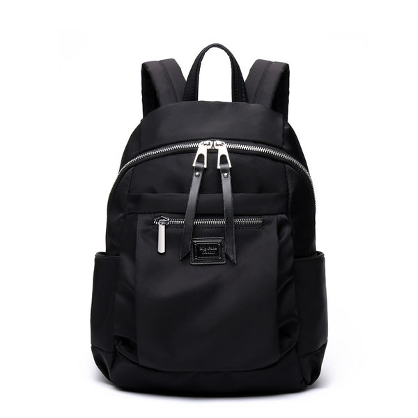 後背包/雙肩包女韓版百搭新款包包時尚帆布學生書包牛津布背包