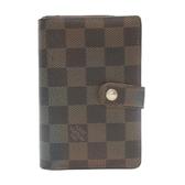 LOUIS VUITTON LV 路易威登 棋盤格釦式二折中夾 N61664 【BRAND OFF】