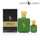 Ralph Lauren Polo 綠色馬球 男性淡香水禮盒 118ml+15ml【SP嚴選家】