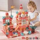 樂高大顆粒積木女孩系列拼裝玩具益智力城堡兒童拼插寶寶早教啟蒙【淘夢屋】