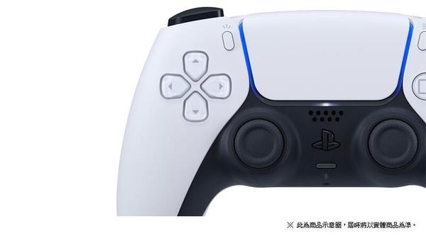 【玩樂小熊】PS5周邊 DualSense DS5 無線控制器 USB Type-C 白色款