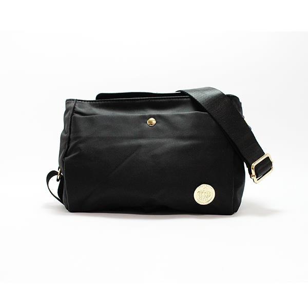 【南紡購物中心】Dennibella 丹妮貝拉 - 芭蕾女伶系列 - iPad mini斜背小方包-黑