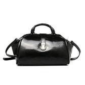 手提包-真皮歐美時尚大方復古女側背包73lp14【巴黎精品】