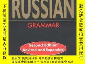 二手書博民逛書店A罕見Comprehensive Russian GrammarY256260 Terence Wade Wi