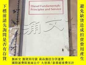 二手書博民逛書店Diesel罕見Fundamentals: Principles