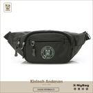 Kinloch Anderson 金安德森 腰包 極限機能 輕巧斜側包 黑色 KA169206BK 得意時袋