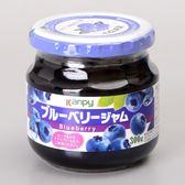 日本【加藤】果醬-藍莓 300g賞味期限:2020.02.21
