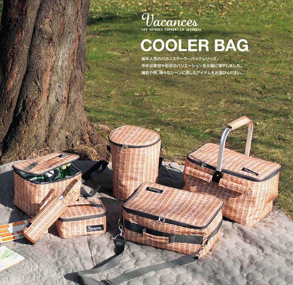 里和家居 l 日本SPICE Vacances 野餐籃 保溫袋 保冷袋