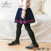 女童半身裙短裙女寶寶毛線裙秋季兒童裙子【淘夢屋】