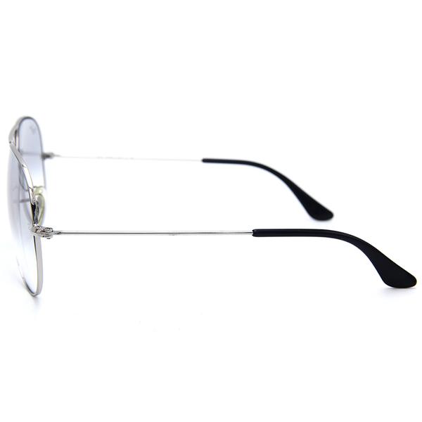 RayBan墨鏡 雷朋飛官墨鏡 經典太陽眼鏡 RB3025 0033G 銀 久必大眼鏡