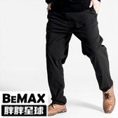【胖胖星球】中大尺碼‧大口袋彈性鬆緊休閒褲 2XL~5XL‧加大【88017】