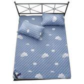 床墊保護墊子透氣床防滑墊背可水洗薄床護墊鋪床褥子【極簡生活館】