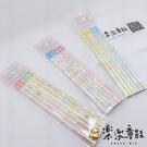 【樂樂童鞋】台灣製角落小夥伴六角木頭鉛筆6入 A007 - 台灣製文具 MIT文具 學生文具 學生用品 鉛筆