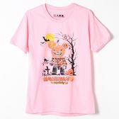 【人氣熊】佛萊迪T恤-粉色、黑色(請附註購買顏色)