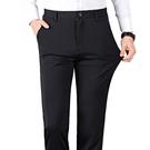 西褲商務男士潮流修身西裝黑色褲子休閒西服寬鬆直筒職業正裝長褲 蘿莉小腳丫