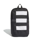 adidas 後背包 Parkhood 3-Stripes BP 黑 白 男女款 運動休閒 【PUMP306】 ED0260