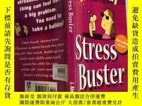 二手書博民逛書店stress罕見buster 壓力消除器Y200392