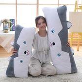 可愛抱枕公仔大號毛毛蟲毛絨玩具娃娃睡覺抱枕長條枕頭可拆洗靠墊艾美時尚衣櫥igo