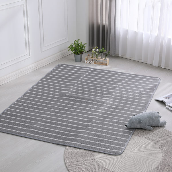 涼墊 單人水洗6D透氣循環墊 可水洗 矽膠防滑 床墊[鴻宇]
