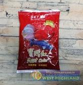 【西高地水族坊】海豐增色極品 寶贈紅血鸚鵡飼料1公斤袋裝(大顆粒)全新包裝