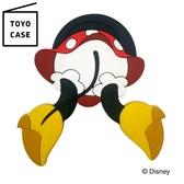 耀您館★日本TOYO CASE迪士尼米妮磁吸式掛勾MH-D02白板貼Minnie鑰匙掛勾吸鐵掛勾冰箱貼留言板磁鐵