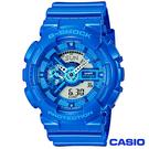 CASIO卡西歐 G-SHOCK潮流雙顯運動腕錶  GA-110BC-2A
